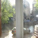 grachtenpand in Amsterdam, Noord Holland, Netherlands