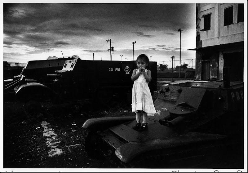 Nicaragua, Managua, 1981