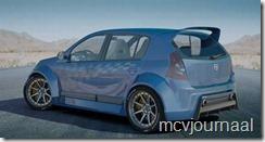 Dacia Sandero 2013 tuning 05