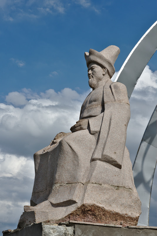 Stefan cel Mare de Kyrgystan.