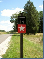 2686 Pennsylvania - Gettysburg, PA - Gettysburg National Military Park Auto Tour - Stop 11 Plum Run