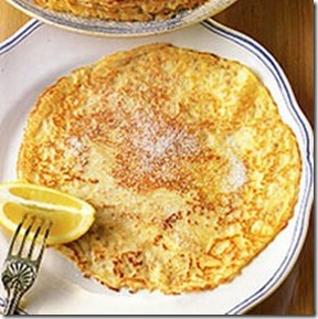 Delia Smith Pancake Recipe