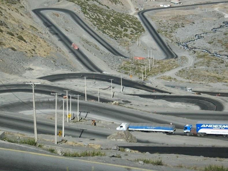 carretera caracoles