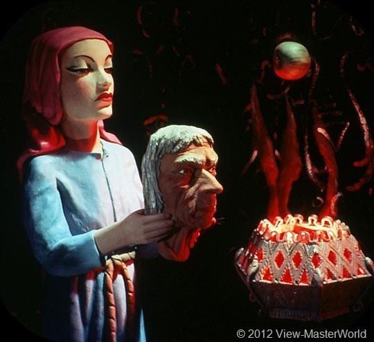 View-Master Snow White and the Seven Dwarfs (B300), Scene 16