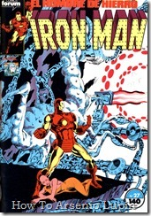 P00070 - El Invencible Iron Man #176