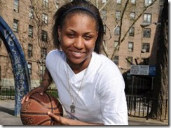 Tayshana Murphy was a high school basketball star who was shot and killed in nyc