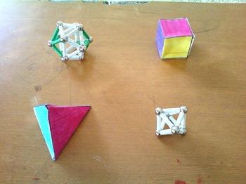 poliedri platonici