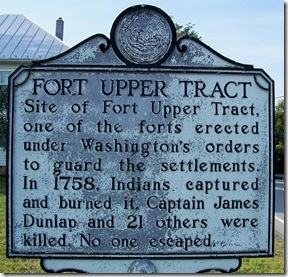 Fort Upper Tract in Pendleton County, WV (Click any photo to enlarge)