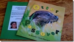 image from Otter Passover, by Jennifer Tzivia MacLeod