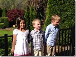Easter Munchkins