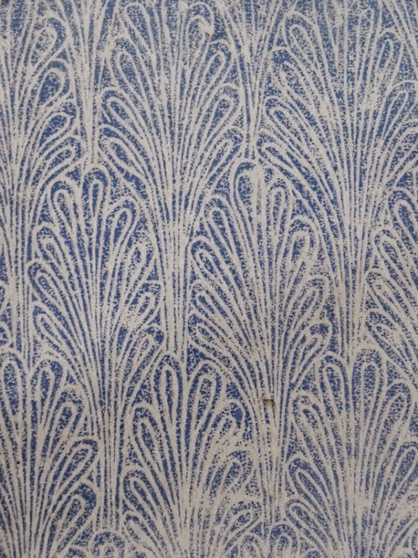 motif ovale bleu1
