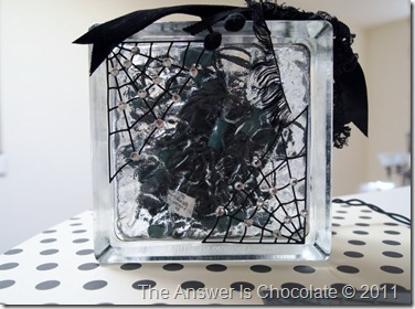 Spider Web Block