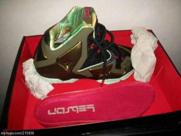 Nike LeBron XI Cushioning Setup 8211 Zoom Air amp Lunarlon