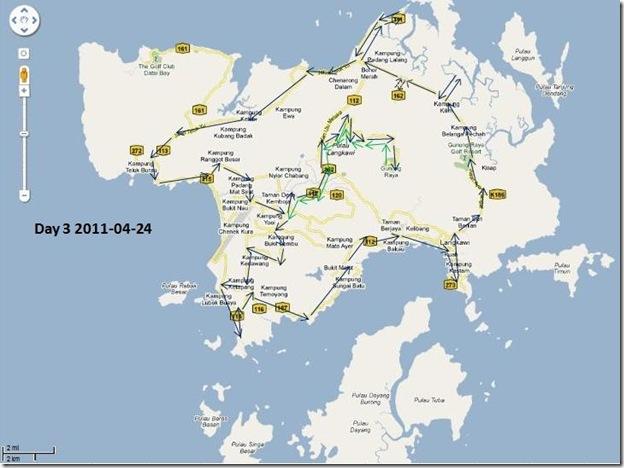 langkawi map 3
