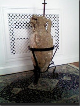 barnacle pot