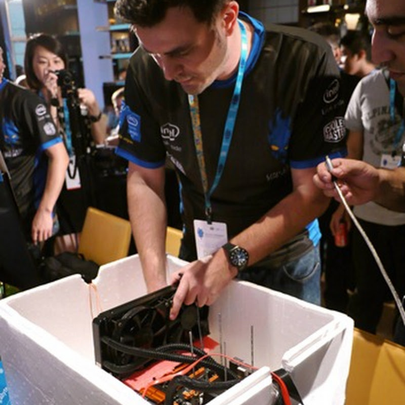 Lab501 reflects on overclocking at Computex 2014, good read!