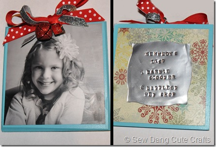 Kennedy's Ornament