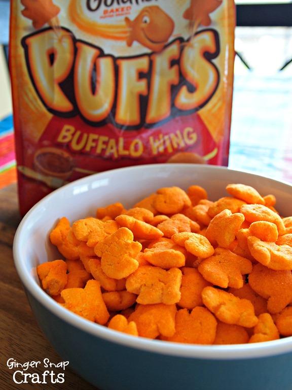 Goldfish Puffs at Target