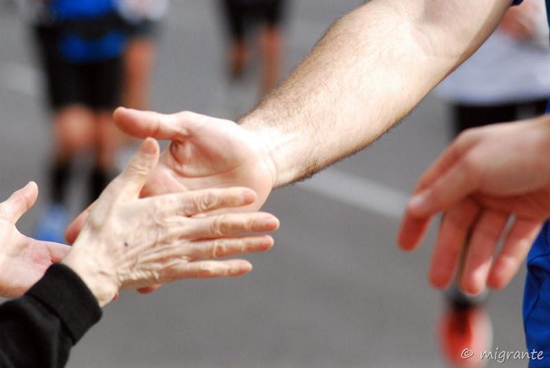 agradecidos - maratón - madrid