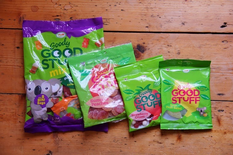 Vegan Sweets Goody Good Stuff