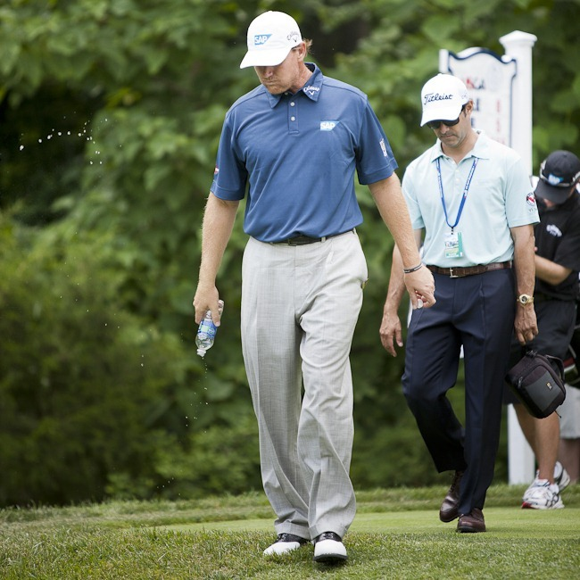 Ernie Els at 2011 US Open-3