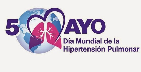 hipertensión pulmonar día