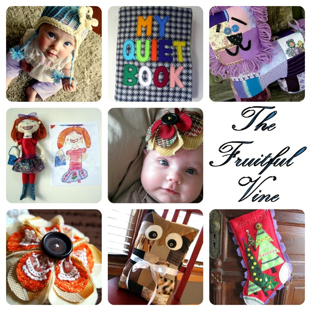 The Fruitful Vine Etsy Shop