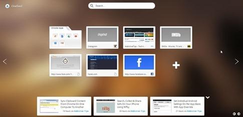 Personalizar la nueva pestaña de Chrome