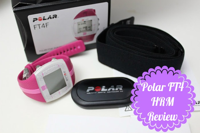 polar ft4 watch heart rate monitor review