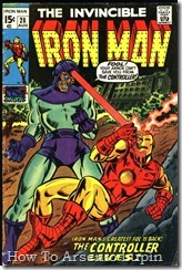 P00146 - El Invencible Iron Man #28