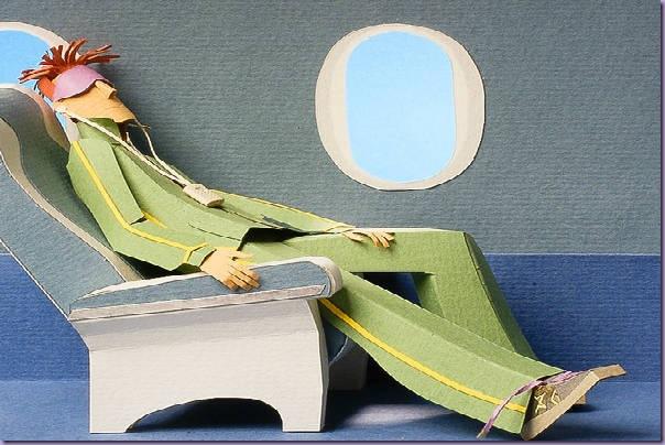 Avião-Papel-Passageiro