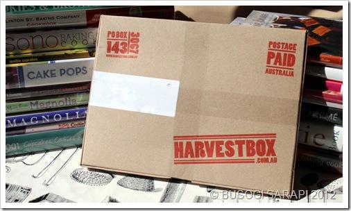 HARVESTBOX© BUSOG! SARAP! 2012