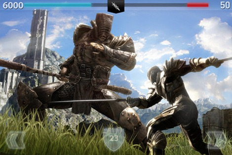 infinity-blade-ii-2-ipod-touch-games