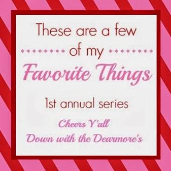 Favorite Things Link Up