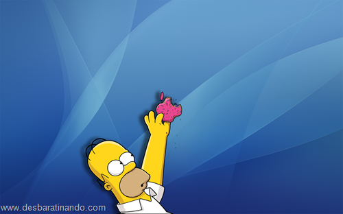 wallpapers os simpsons desbaratinando papel de parede the simpsons  (1)