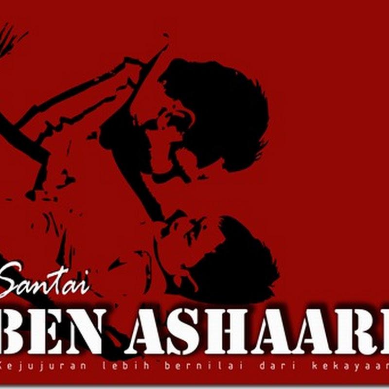 Header baru blog BEN ASHAARI DOT COM