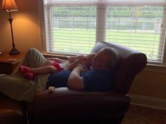 sleeping dd