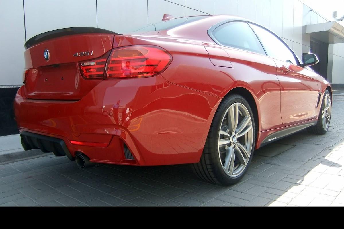 BMW 435i Coupe M7