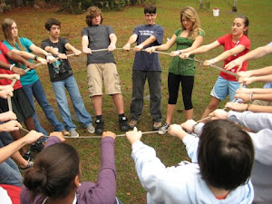 Youth Group Team Building Activity