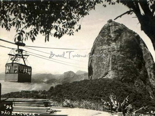 bondinho pao de acucar 1912 - 7