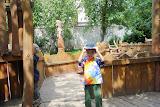 Eidan at the Vysehrad playground