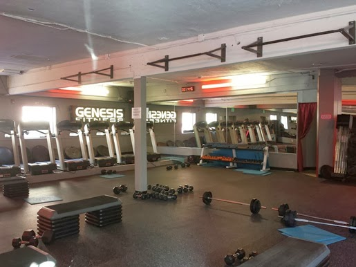 Genesis Fitness 3