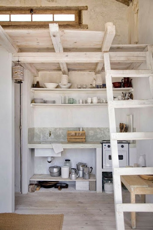 700 uruguay beach house kitchen