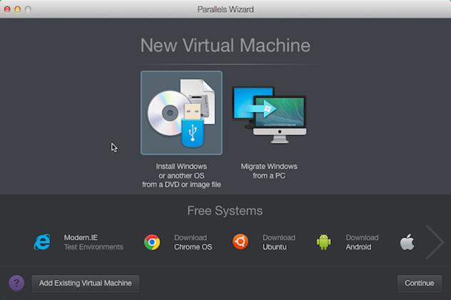 Instalar Windows u otro SO a través de un DVD o archivo de imagen