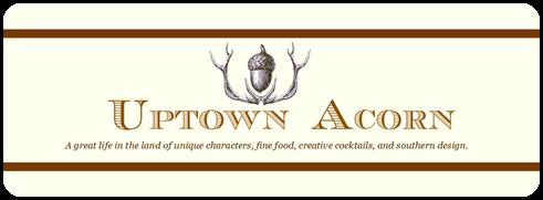 logo uptown acorn