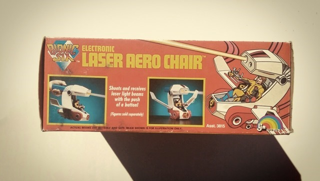 Bionic Six Electronic Laser Aero Chair