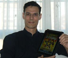 Marcos foto con Portada en iPad