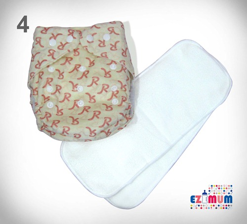 Cloth Diaper 4