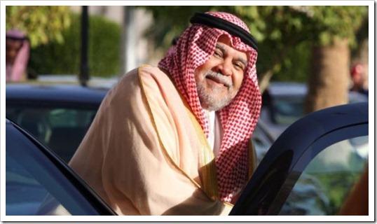 príncipe Bandar bin Sultan