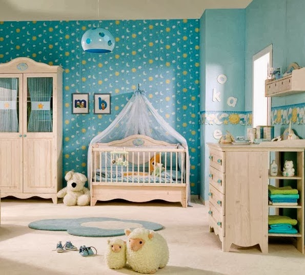 artistic-baby-room-themes-idea-colorful-blue